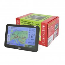 Sistem de navigatie portabil PNI S905 ecran  5 inch, 800 MHz, 128M DDR3, 4GB harta inclusa iGO Primo Full Europe