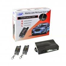 Alarma auto PNI Escort Start 360 cu pager si pornire motor