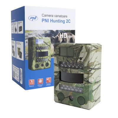 Camera vanatoare PNI Hunting 2C 8MP cu night vision