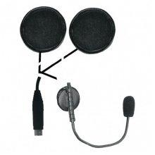 Casti cu microfon moto Midland OHS500 Cod C800 pentru casca deschisa