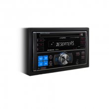 Radio-cd mp3 2DIN Alpine CDE-W203RI
