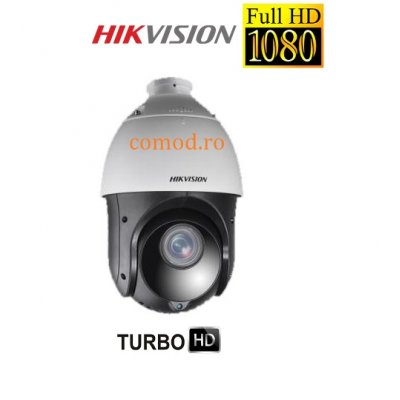 SPEED DOME DE EXTERIOR TURBO HD HIKVISION DS-2AE4223TI-A cu suport si alimentator