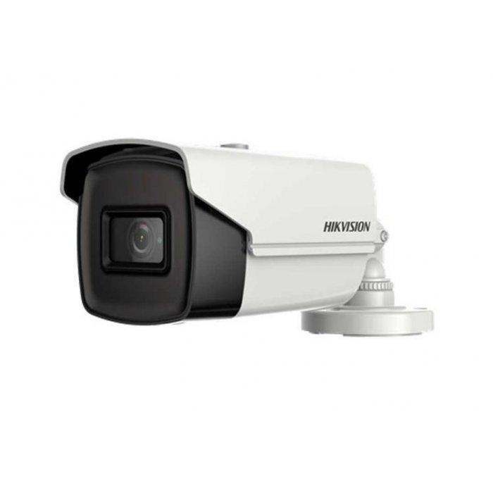 Camera de supraveghere Hikvision 8,3 Mp, IR 80 m