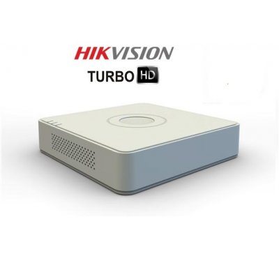 DVR 4 CANALE TURBO HD HIKVISION DS-7104HQHI-F1/N