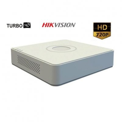 DVR 8 CANALE TRIBRID TURBO HD HIKVISION DS-7108HQHI-K1