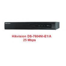 NVR 4 CANALE HIKVISION DS-7604NI-E1/A