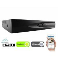 DVR hibrid 4 canale 5MP AHD si 4 canale IP Veyo HVR704E-K2