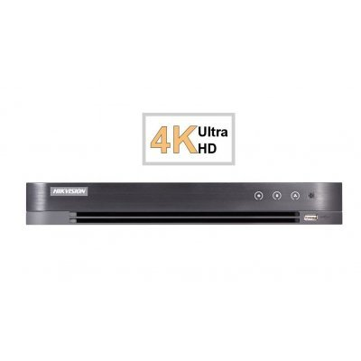 DVR 8 canale TurboHD 4.0, inregistreaza TVI 4K 8 MegaPixel
