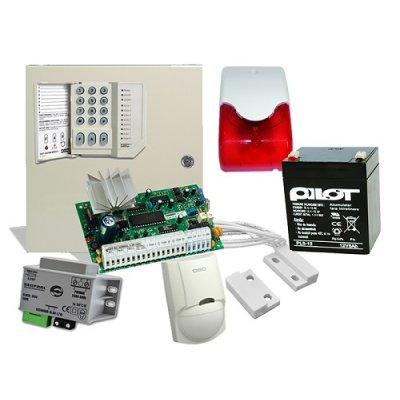 SISTEM ALARMA ANTIEFRACTIE DSC POWER PC 585