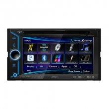 Player auto JVC KW-V20BTE, Touchscreen, Bluetooth, 4x50W, USB, AUX
