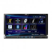 Player auto JVC KW-V40BTE, Touchscreen, Bluetooth, 4x50W, USB, AUX