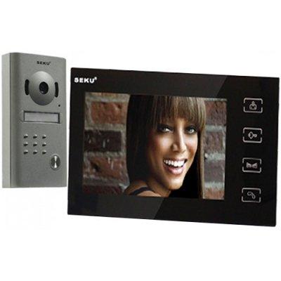 Kit videointerfon RL-10MID cu cititor ID incorporat