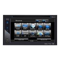 Sistem DVD Multimedia 2-DIN cu Ecran DE 6,2 inchi Clarion VX-402E