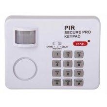 Alarma cu detectie la miscare PIR si tastatura