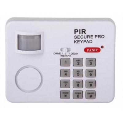 Alarma cu detectie la miscare si tastatura