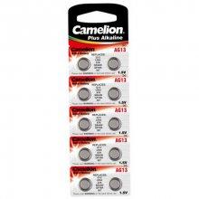 Baterii Camelion Plus Alkaline AG13 - 10buc