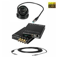 Sistem supraveghere DVR AUTO 1080P 4 Canale Video/Audio WIFI