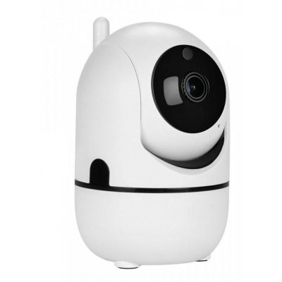 Camera WIFI, 1080P, 2MP, PTZ, stocare in cloud, cu IR 10m, TF, microfon