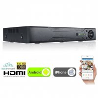 DVR hibrid 8 canale Full 1080P Veyo FHD81080