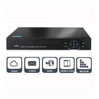 DVR U-SMART hibrid AHD 304