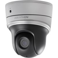 Camera de supraveghere Pan Tilt Zoom WIFI, 2 Mp, Hikvision DS-2DE2204IW-DE3/W