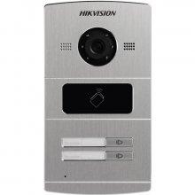 Post exterior videointerfon IP Hikvision DS-KV8202-IM, rezolutie 1 Mp
