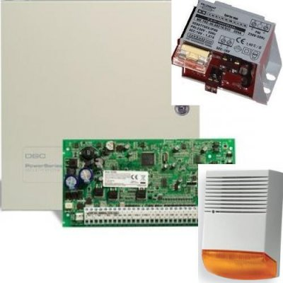KIT CENTRALA ANTIEFRACTIE PC1864 SIR