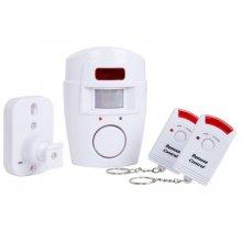 Senzor de miscare cu alarma si 2 telecomanzi