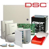 SISTEM ALARMA ANTIEFRACTIE DSC POWER PC 1616