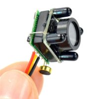 Mini camera cu microfon Spy 4 IR