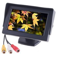 Mini monitor LCD 4.3''