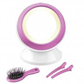 Oglinda cosmetica iluminata Babyliss Soft Suround Lighting Globe