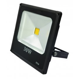 Proiector metalic led slim 30w