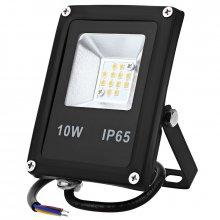 Proiector LED 10w, slim, 120 grade