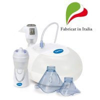 Aparat de aerosoli cu compresor Sanity Pro Inhaler si irigator Nosalek Jet, 2 in 1