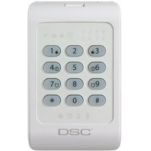 TASTATURA LED DSC PC 1404RKZWH-L