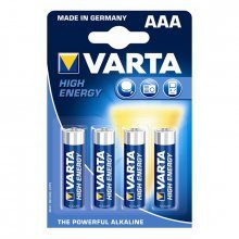 Varta LR3 (AAA) Alkaline - set 4 buc
