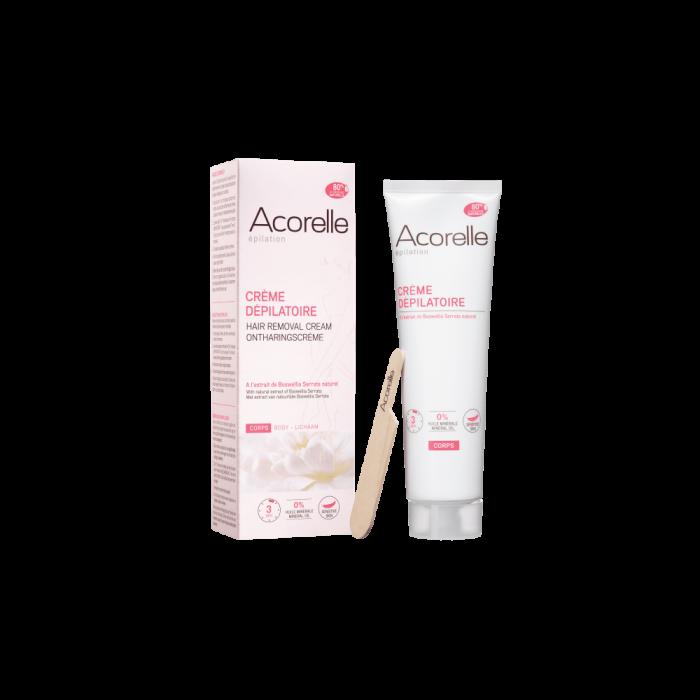 Acorelle Crema depilatoare naturala pentru corp 150ml