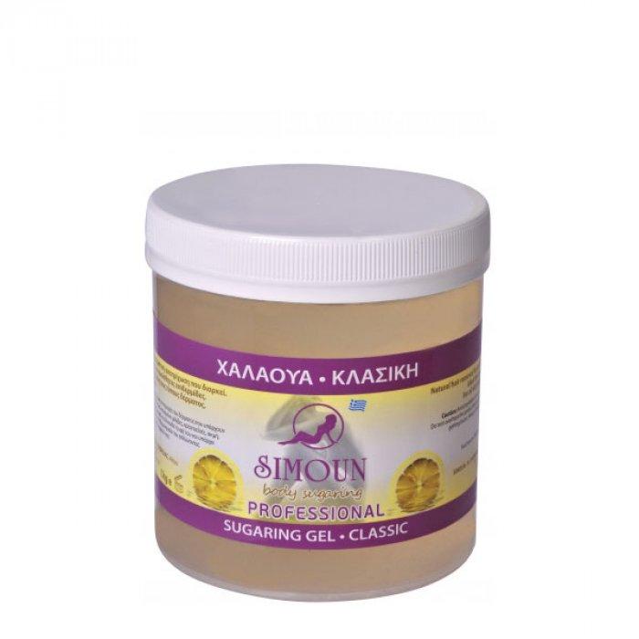 Simoun Gel-ceara naturala de zahar pentru epilare 1kg