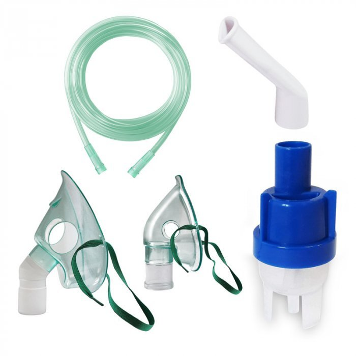 Kit accesorii universale RedLine RDA009, pentru aparate de nebulizare cu compresor