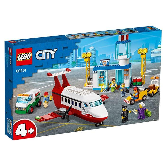 Aeroport central Lego City