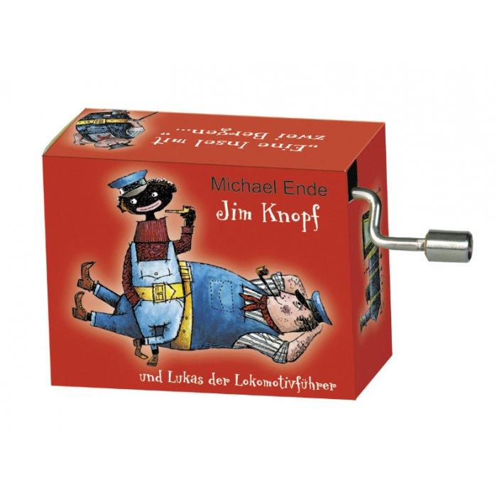 Flasneta Jim Knopf rosie Fridolin