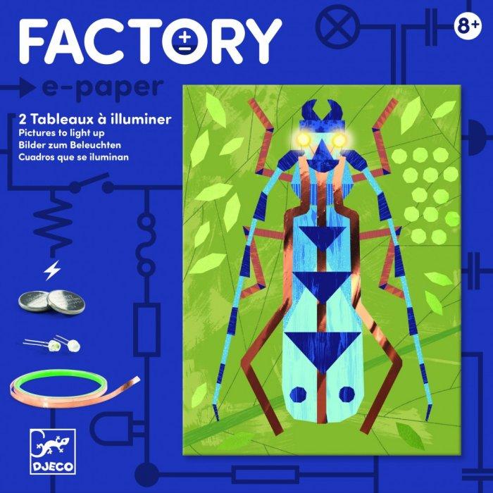 Atelier arta stiinta si tehnologie Insectarium Djeco