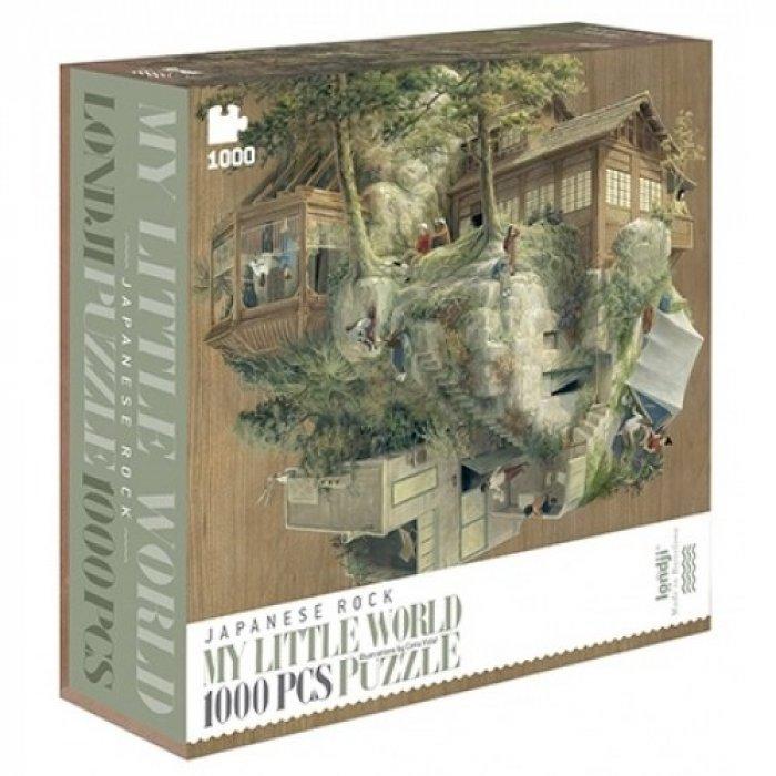 Puzzle gradina japoneza Londji
