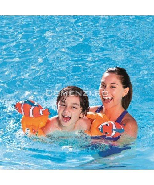 Activitatile in apa – benefice pentru copii si parinti