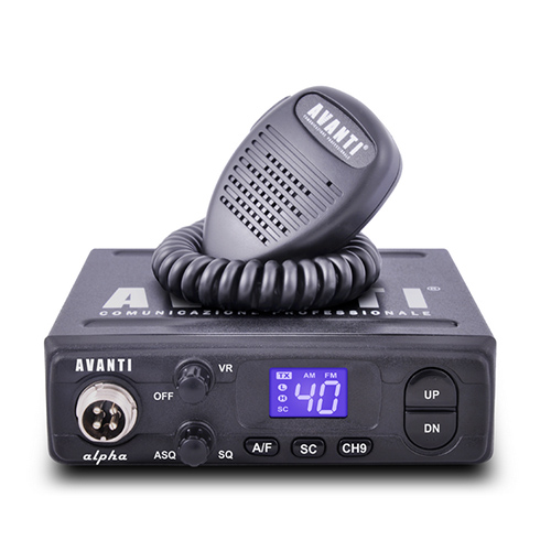 Statie Radio CB Avanti Alpha
