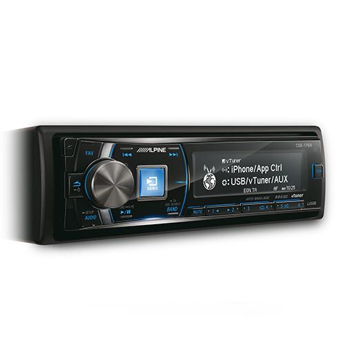 Alpine CDE-175R RADIO CD/USB SI CONTROL iPod