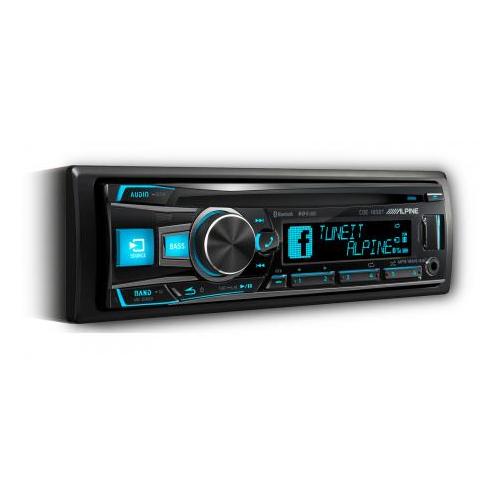 CD auto Alpine CDE 185BT